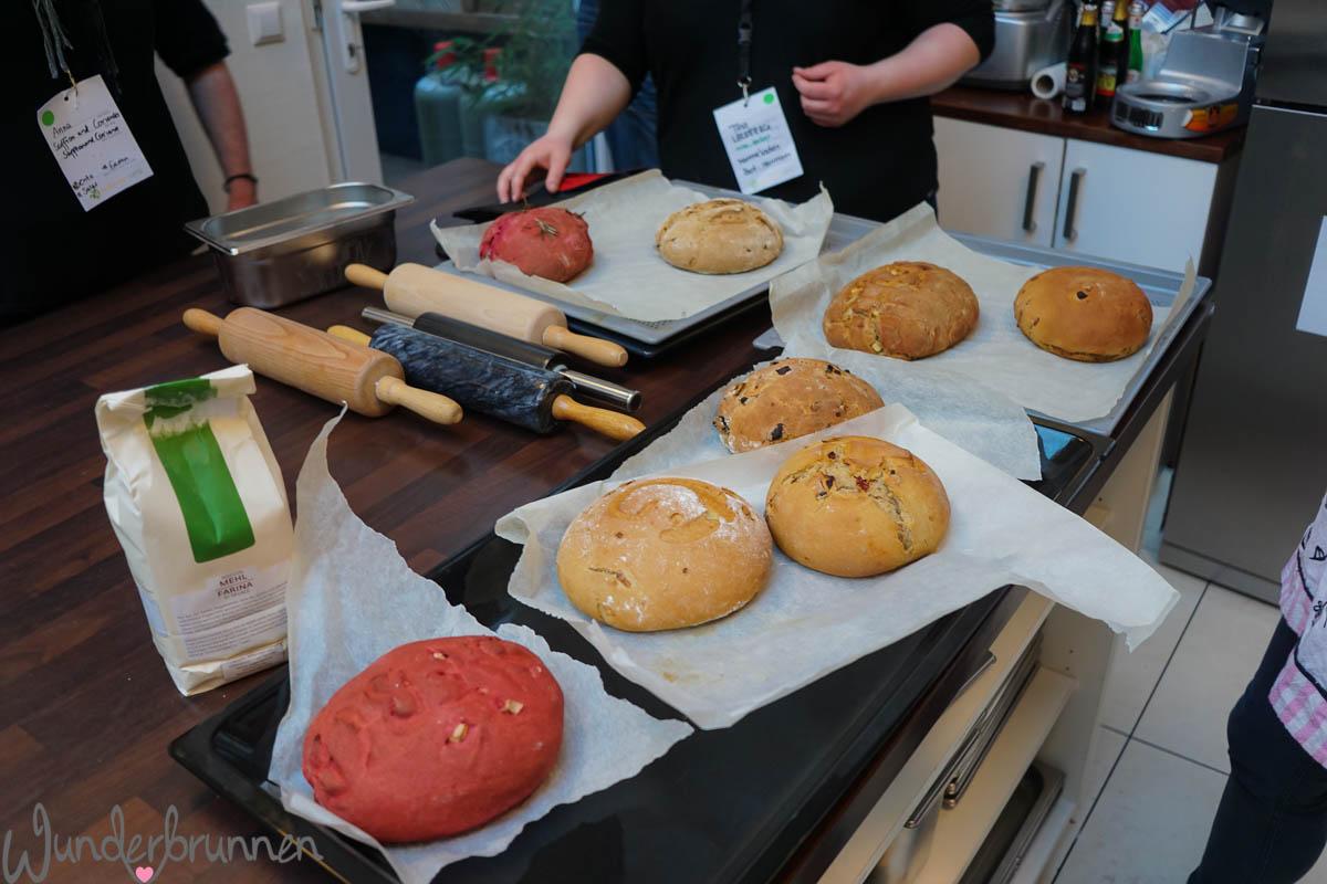 Brot - Wunderbrunnen - Fotografie - Foodblog