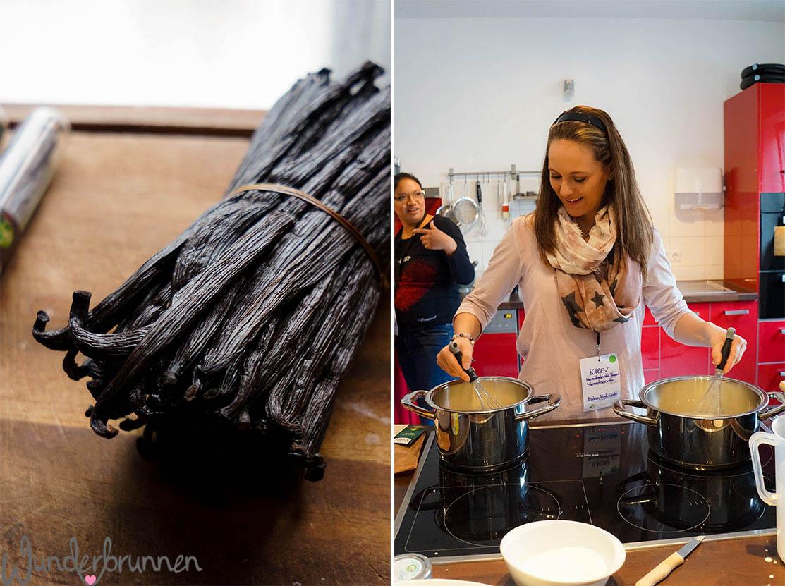 Vanille - Wunderbrunnen - Fotografie - Foodblog