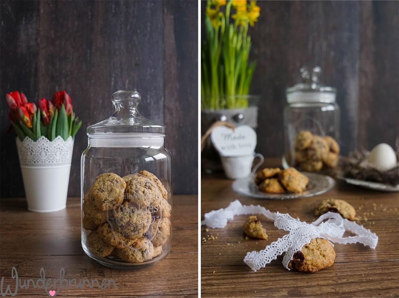 Cookies - Cookies - Foodblog - Wunderbrunnen - Fotografie