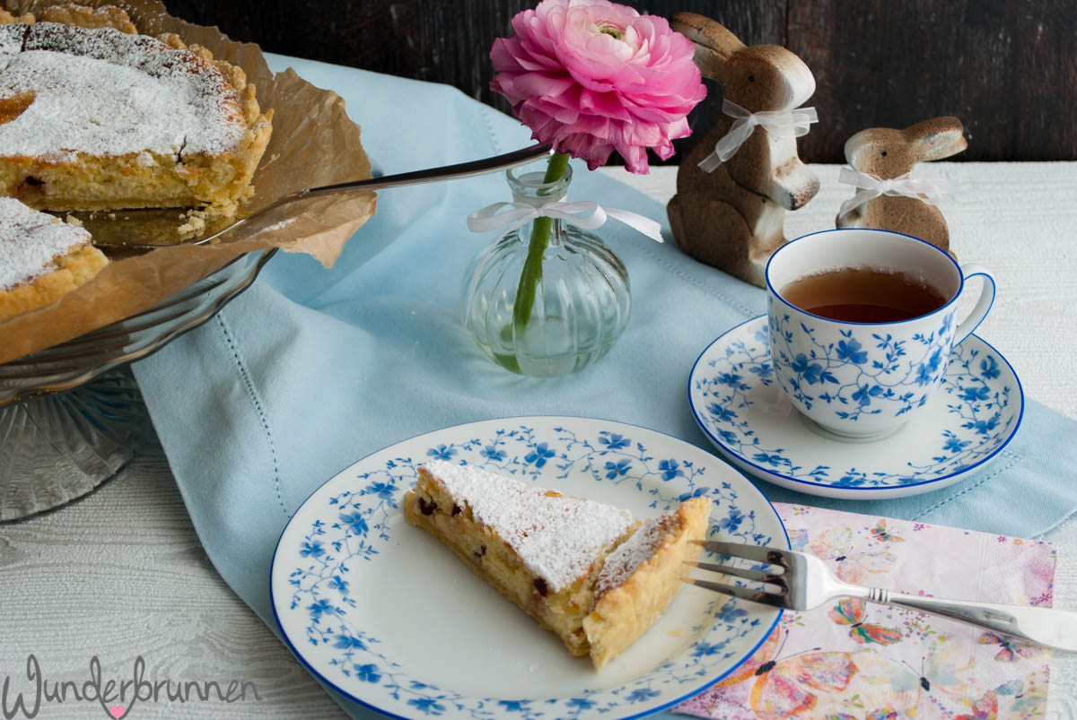 Osterkuchen - Wunderbrunnen - Foodblog - Fotografie