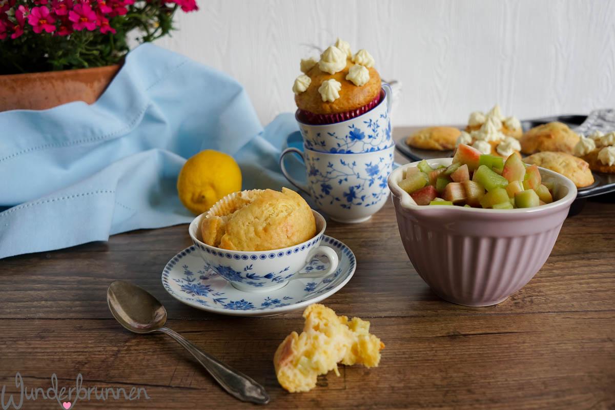 rhabarber mascarpone muffins wunderbrunnen. Black Bedroom Furniture Sets. Home Design Ideas