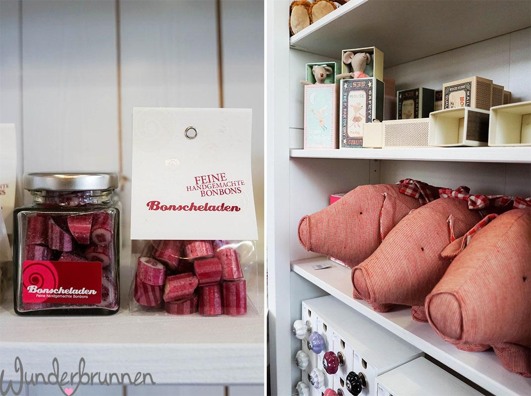 Liebstes Zuhause Schweine und Bonbons - Wunderbrunnen - Foodblog - Fotografie