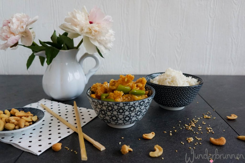 Hühnchen Kung Pao - Wunderbrunnen - Foodblog - Fotografie