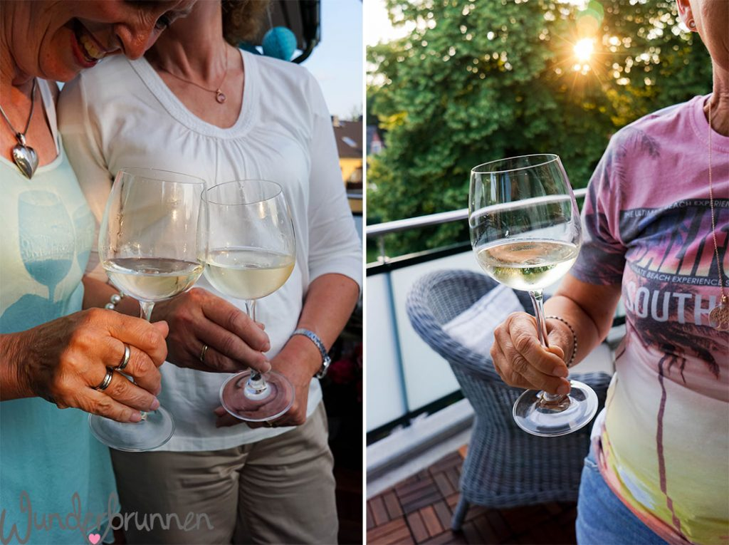 Sommer-Party - Gallo - Wunderbrunnen - Foodblog - Fotografie