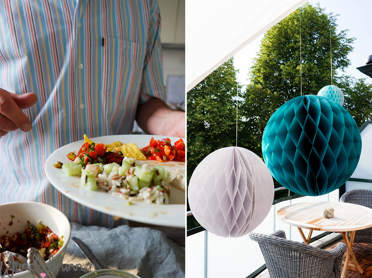 Gallo-Sommer-Party - Wunderbrunnen - Foodblog - Fotografie