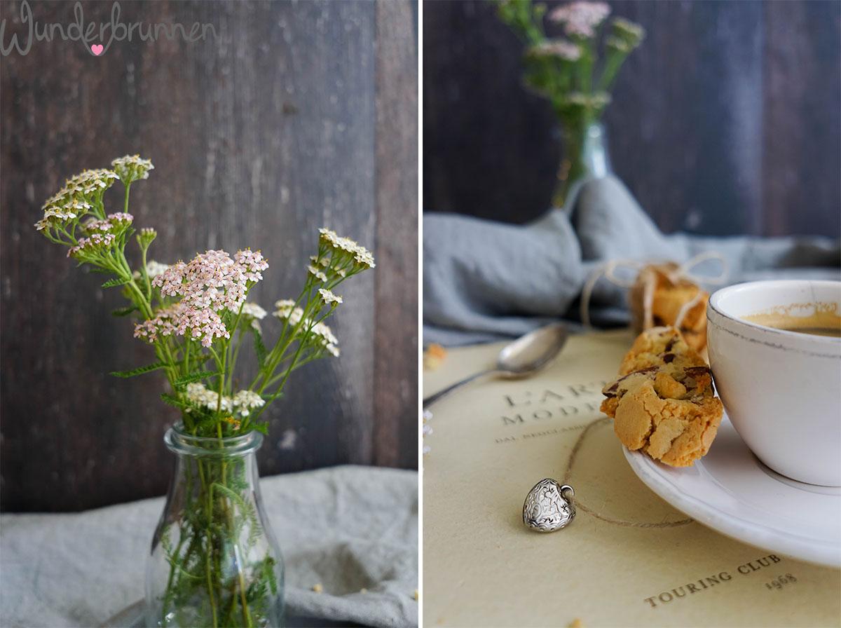 Cantuccini und Blumis - Wunderbrunnen - Foodblog - Fotografie