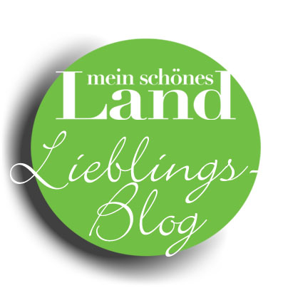 Mein schönes Land bloggt - Lieblingsblog