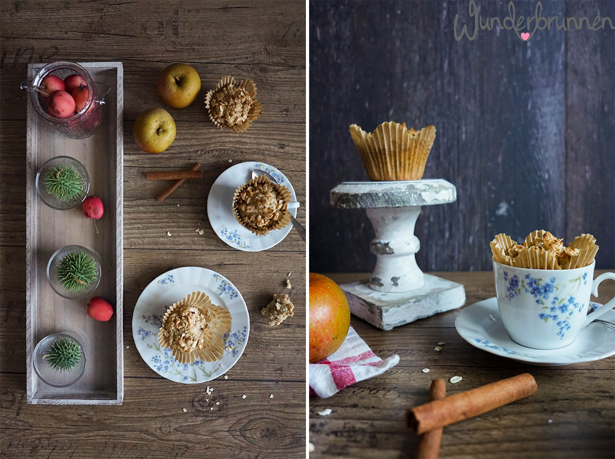 Apfel-Liebe - Wunderbrunnen - Foodblog - Fotografie