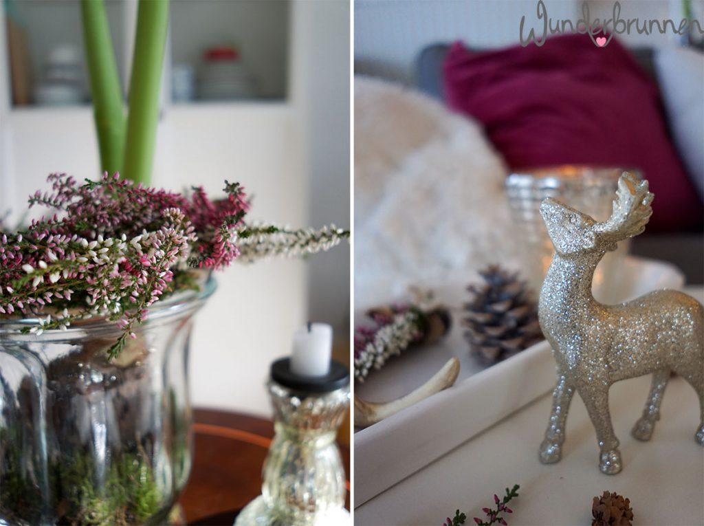 Winter-Deko - Wunderbrunnen - Foodblog - Fotografie