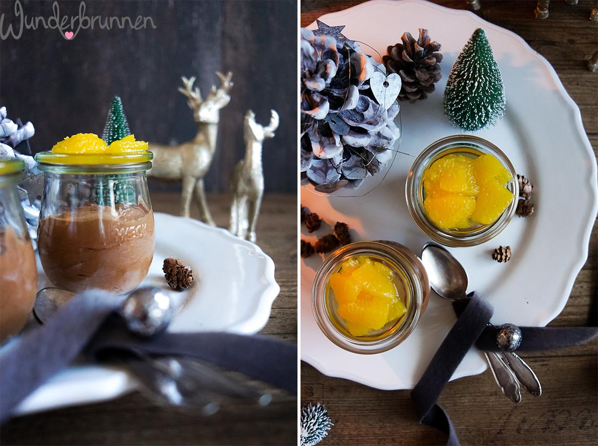 Mousse au chocolat - Wunderbrunnen - Foodblog - Fotografie