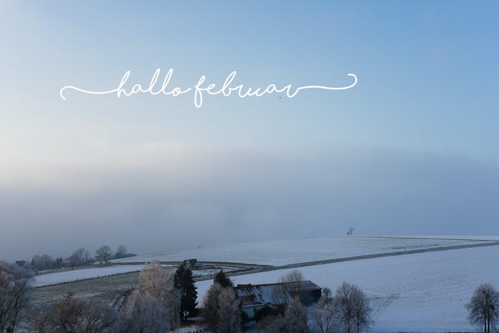 Hallo Februar - Wunderbrunnen - Foodblog - Fotografie