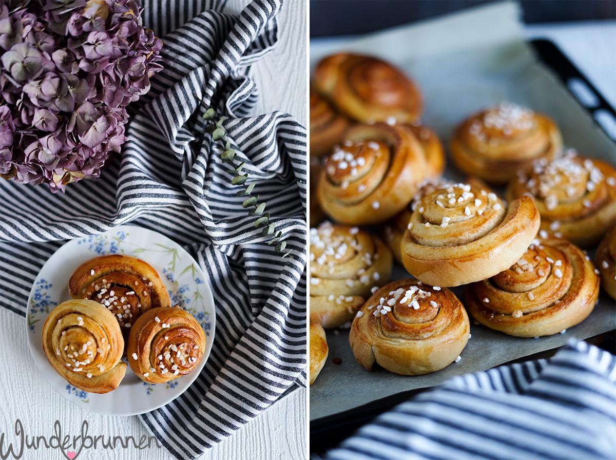 Zimtschnecken - Wunderbrunnen - Foodblog - Fotografie