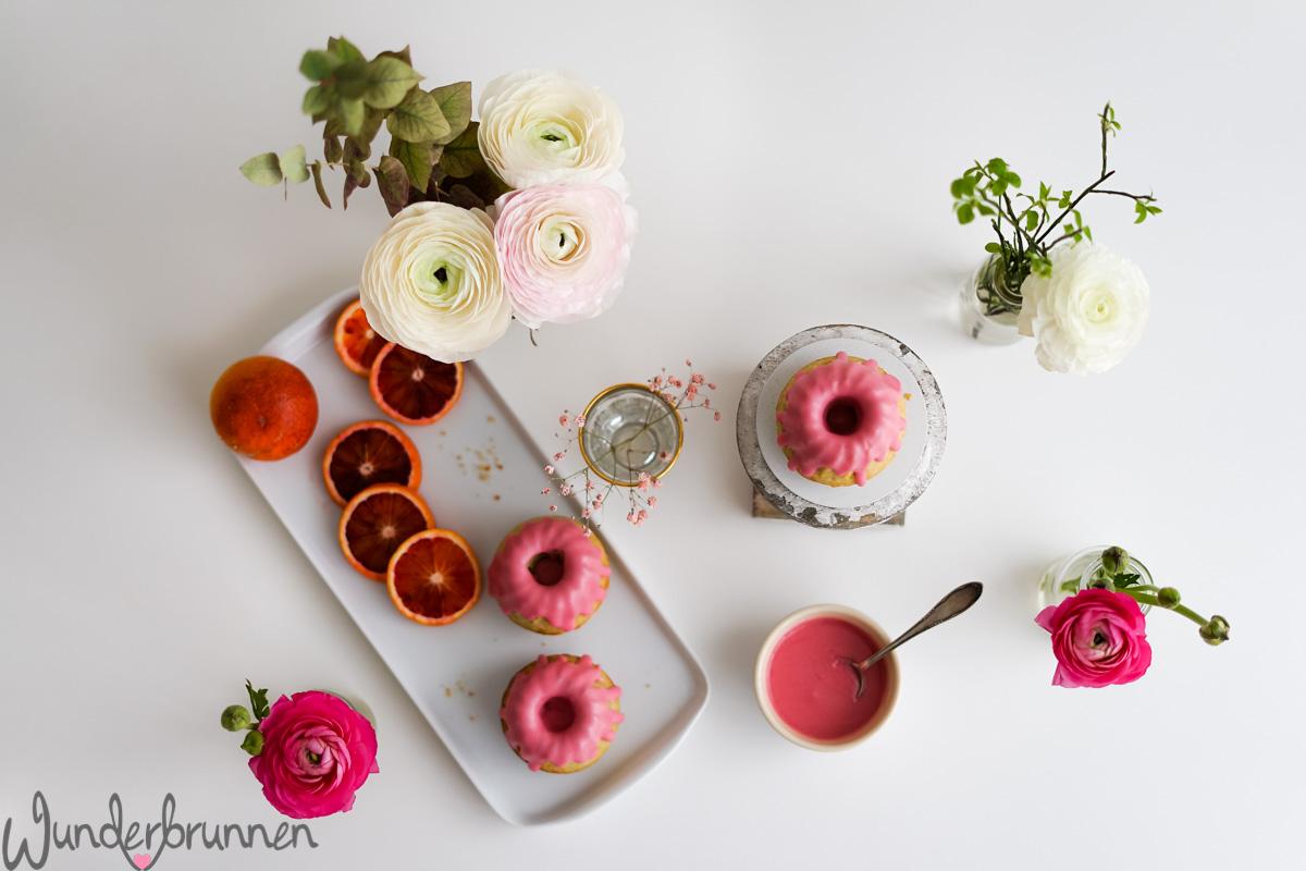 Blog-Geburtstag und Blutorangen-Mini-Gugls - Wunderbrunnen - Foodblog - Fotografie
