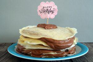 Crêpes-Torte von Schabakery - Wunderbrunnen - Foodblog - Fotografie