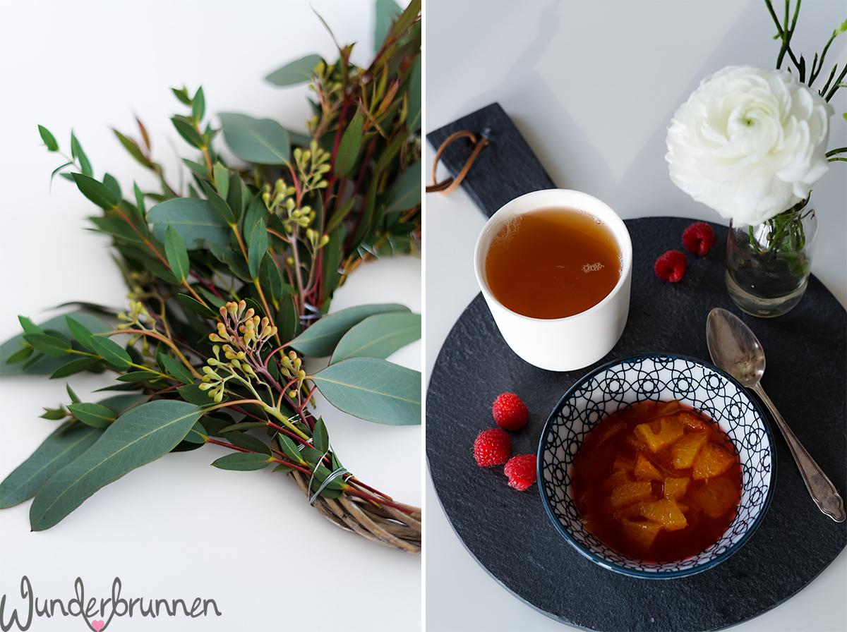 Hallo März - Wunderbrunnen - Foodblog - Fotografie
