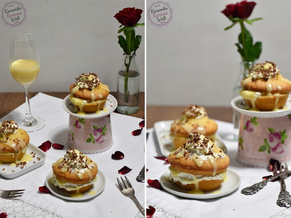 Eierlikör-Muffins von Karambakarinas Welt - Wunderbrunnen - Foodblog - Fotografie