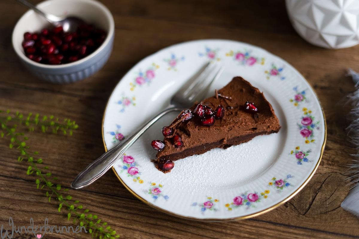 Schokoladen-Törtchen - Wunderbrunnen - Foodblog - Fotografie