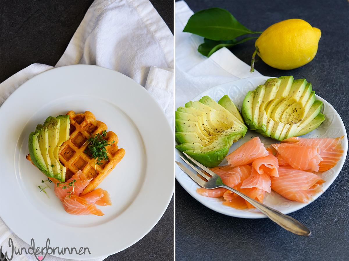 Kleines Foodbloggercamp - herzhafte Waffeln - Wunderbrunnen - Foodblog - Fotografie