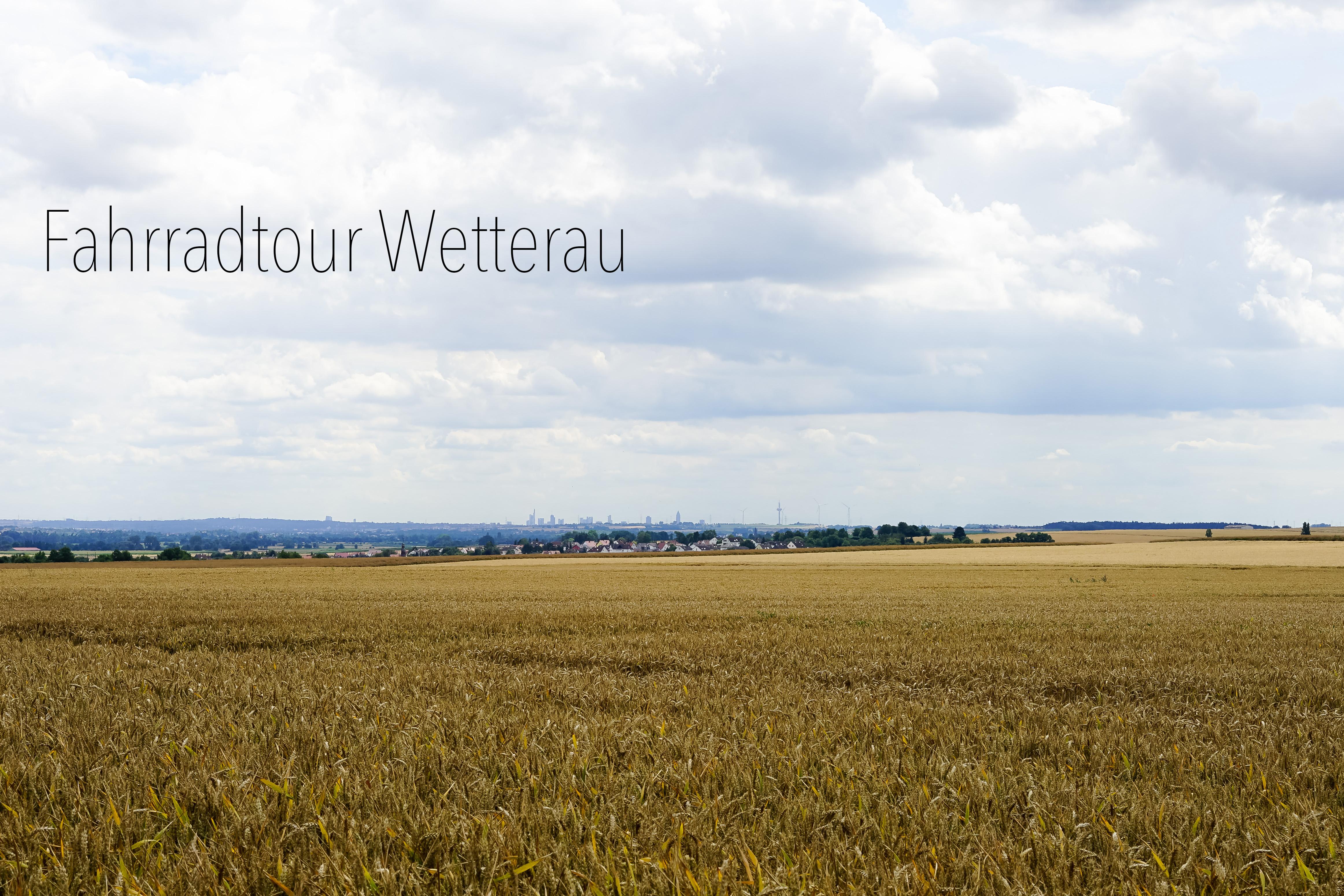 Fahrradtour Wetterau - Wunderbrunnen - Foodblog - Fotografie