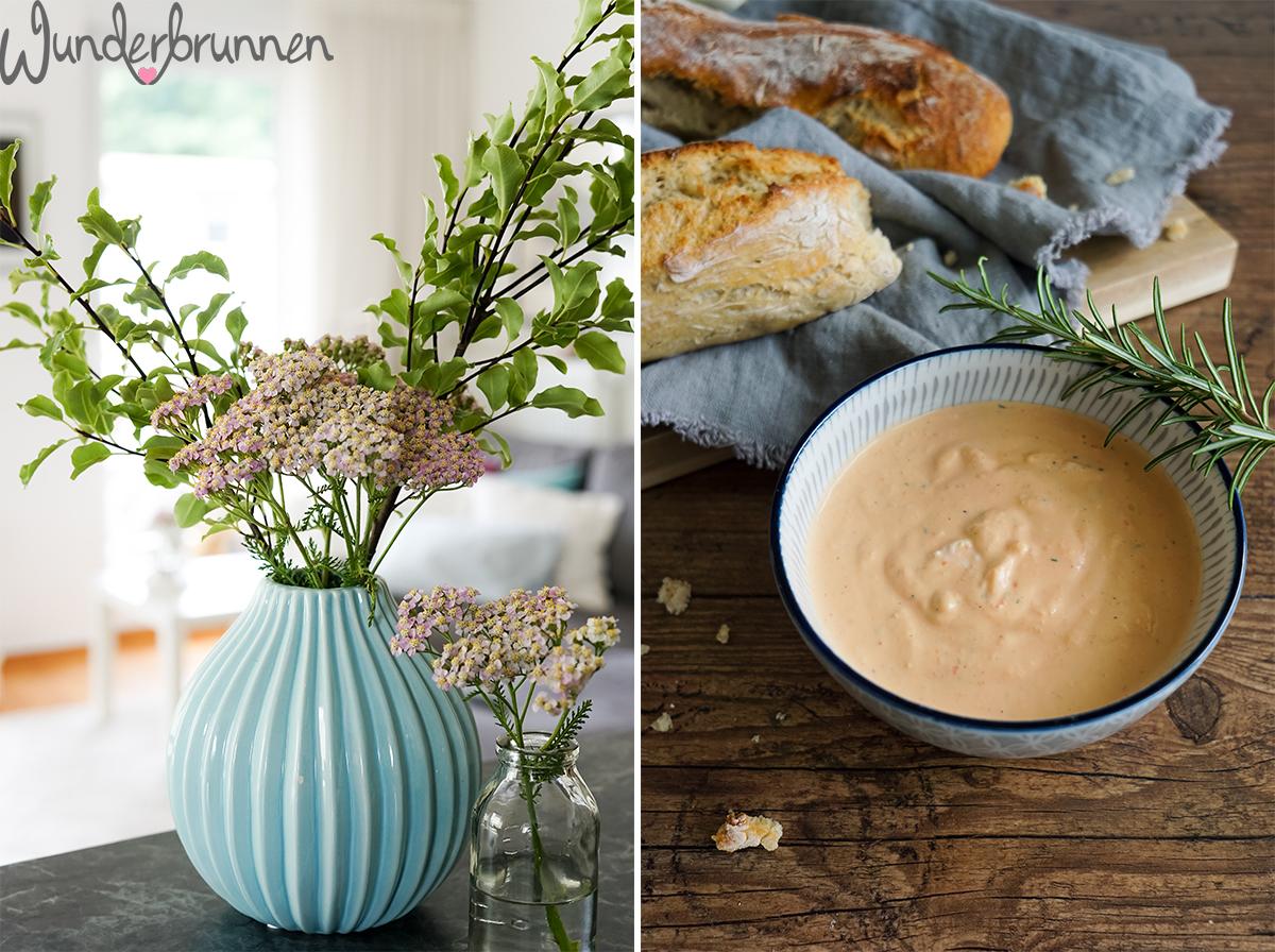 Mediterraner Kartoffelsalat - Wunderbrunnen - Foodblog - Fotografie