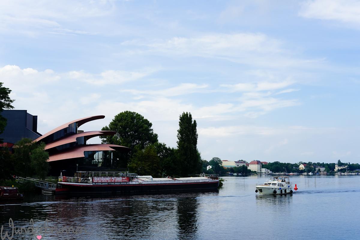 Große Wannseerundfahrt Potsdam - Wunderbrunnen - Foodblog - Fotografie