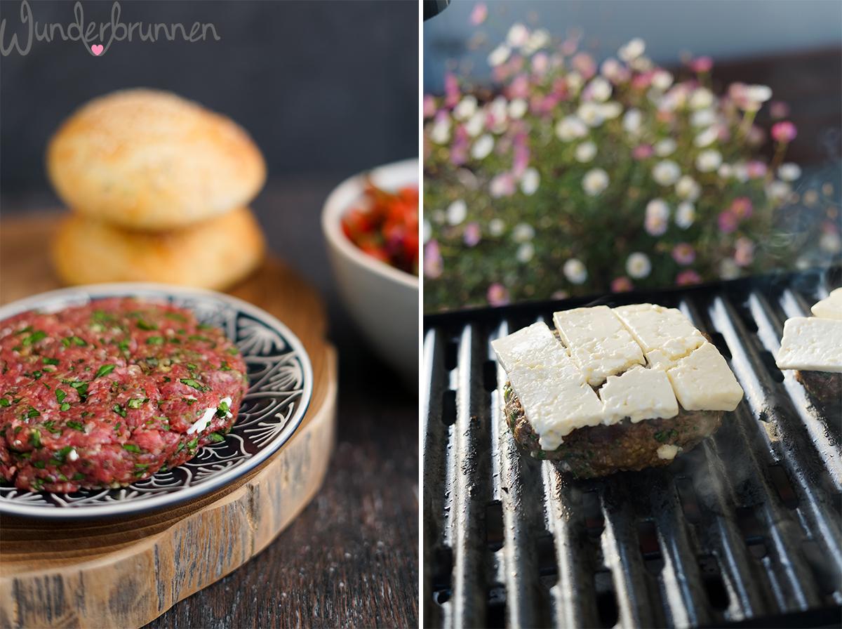 Köfte-Burger - Wunderbrunnen - Foodblog - Fotografie