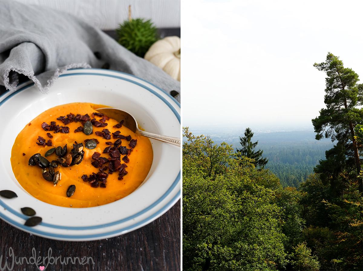 Kürbissuppe - Wunderbrunnen - Foodblog - Fotografie
