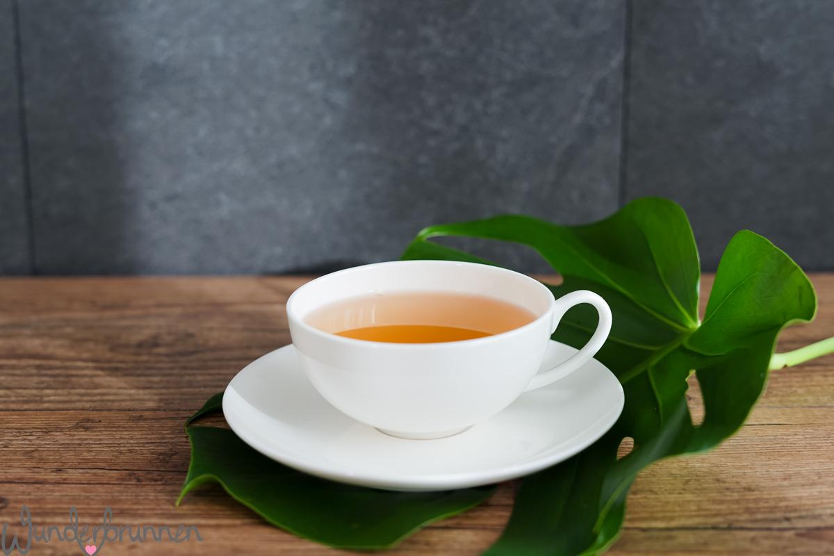 Teekampagne - Wunderbrunnen - Foodblog - Fotografie