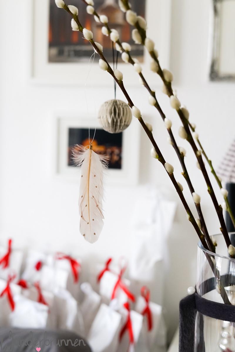 Fliegende Pinguine und Mini-Weihnachtsbäume - Wunderbrunnen - Foodblog - Fotografie
