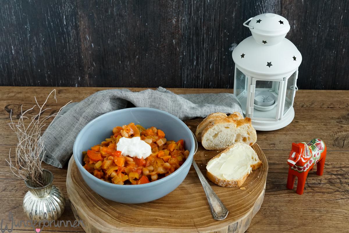Gemüseeintopf - - Wunderbrunnen - Foodblog - Fotografie