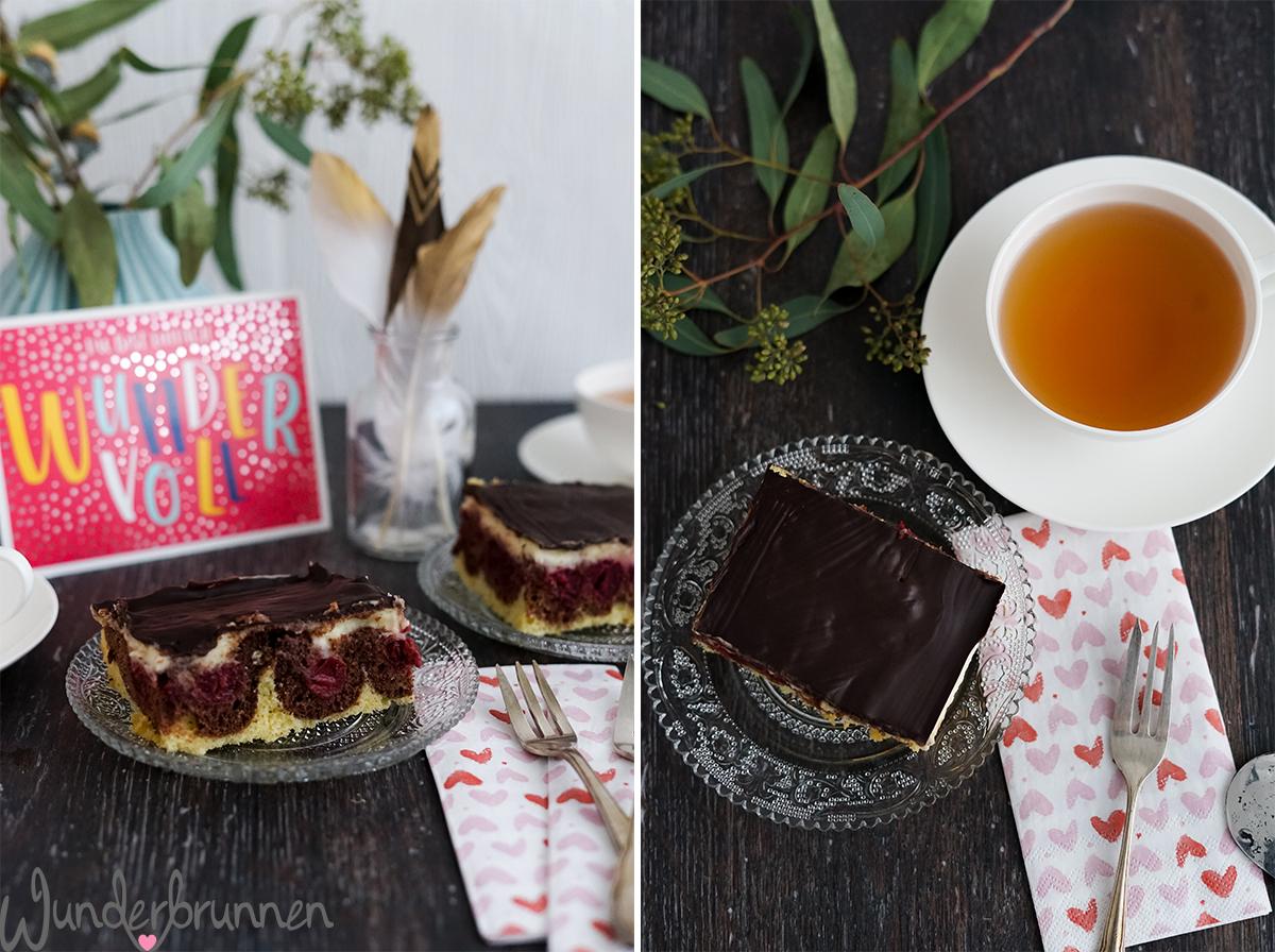 Donauwelle - Wunderbrunnen - Foodblog - Fotografie