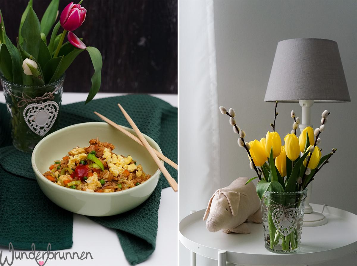Reis-Hühnchen-Pfanne - Wunderbrunnen - Foodblog - Fotografie