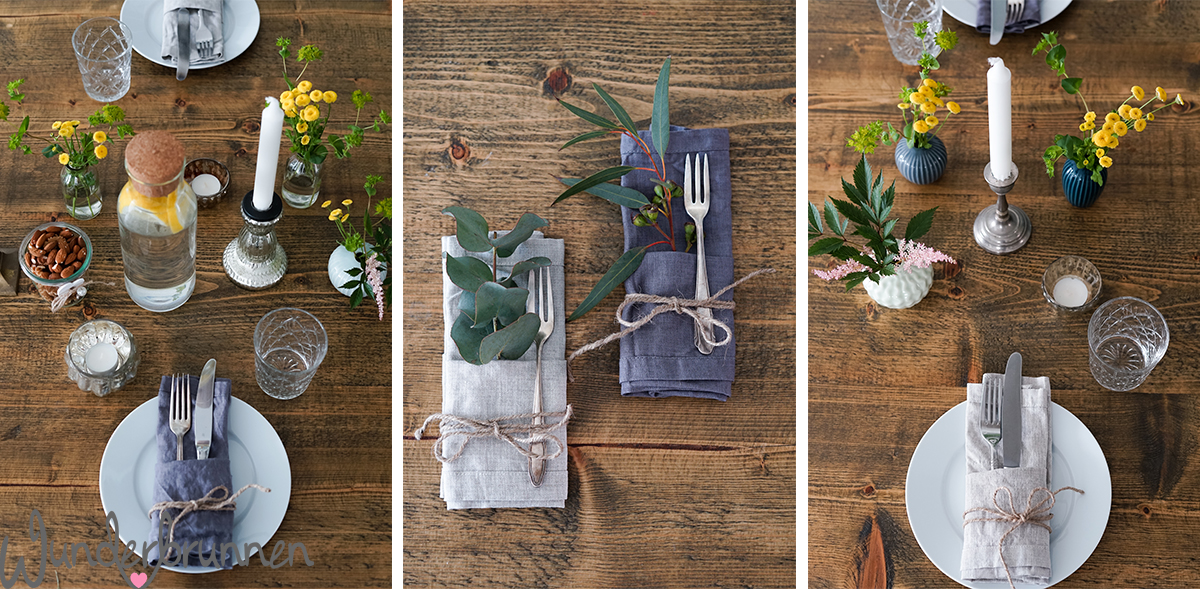 Vasen-Liebe mit ediths - Wunderbrunnen - Foodblog - Fotografie