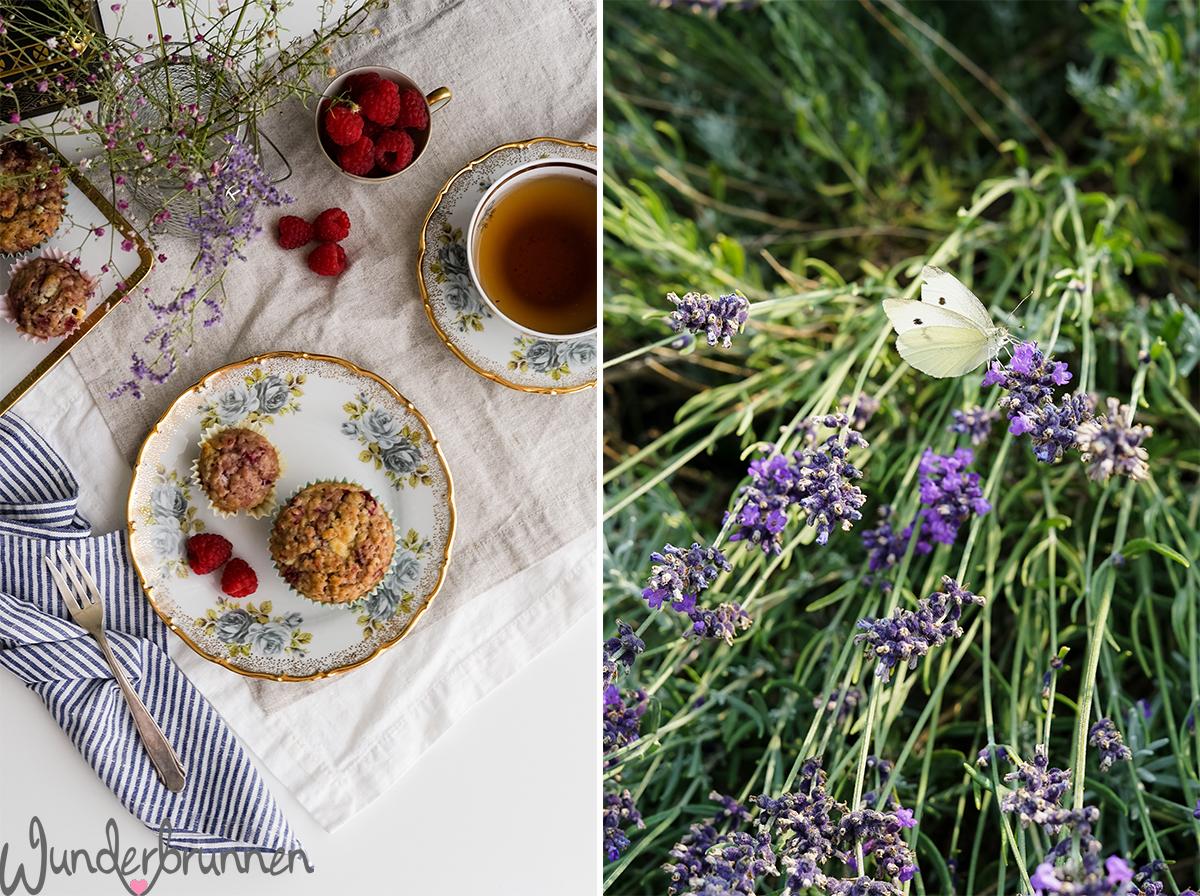 Himbeer-Muffins - Wunderbrunnen - Foodblog - Fotografie