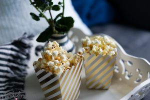 Salsa-Dip und Popcorn - Wunderbrunnen - Foodblog - Fotografie