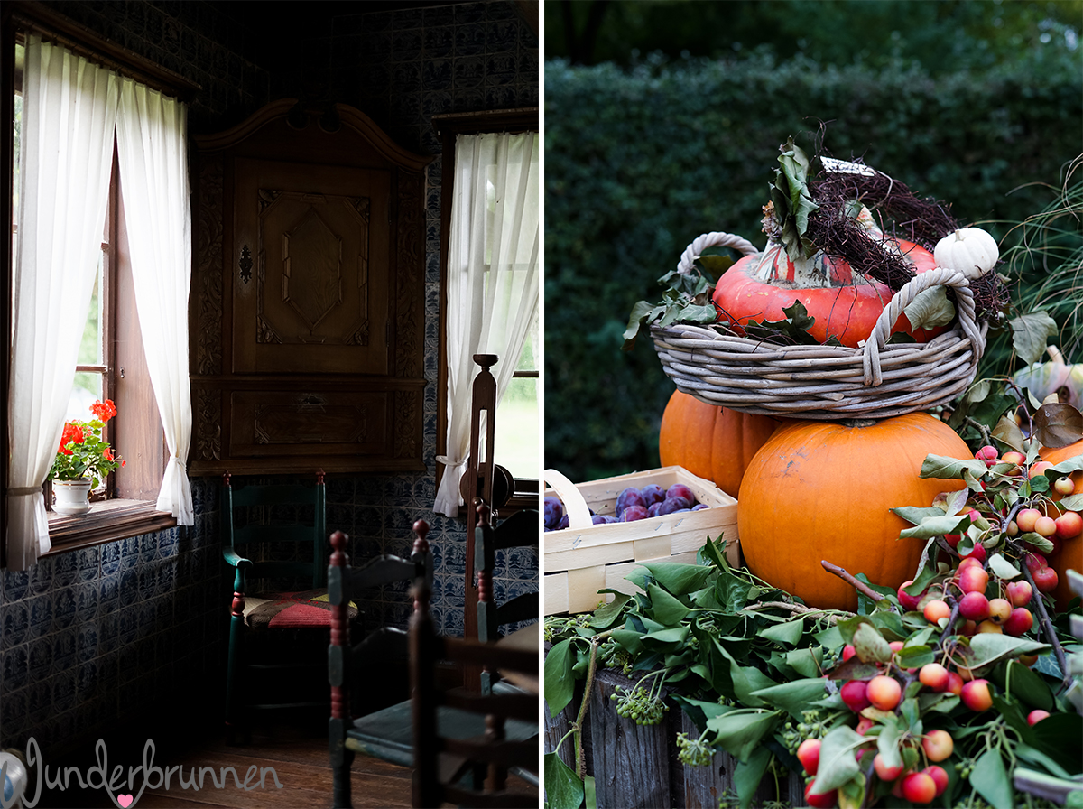 Hallo Oktober - hallo neue Deko! - Wunderbrunnen - Foodblog - Fotografie