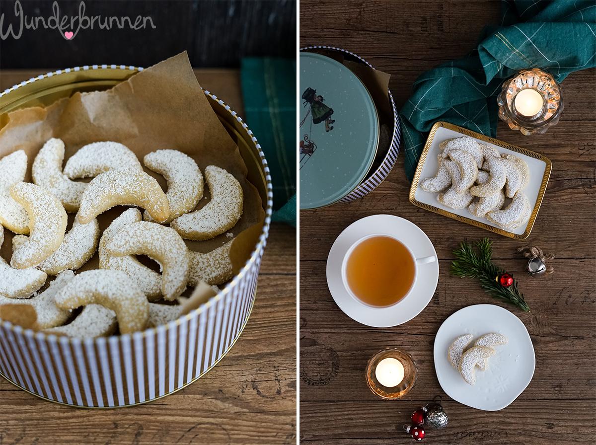 Vanillekipferl - Wunderbrunnen - Foodblog - Fotografie