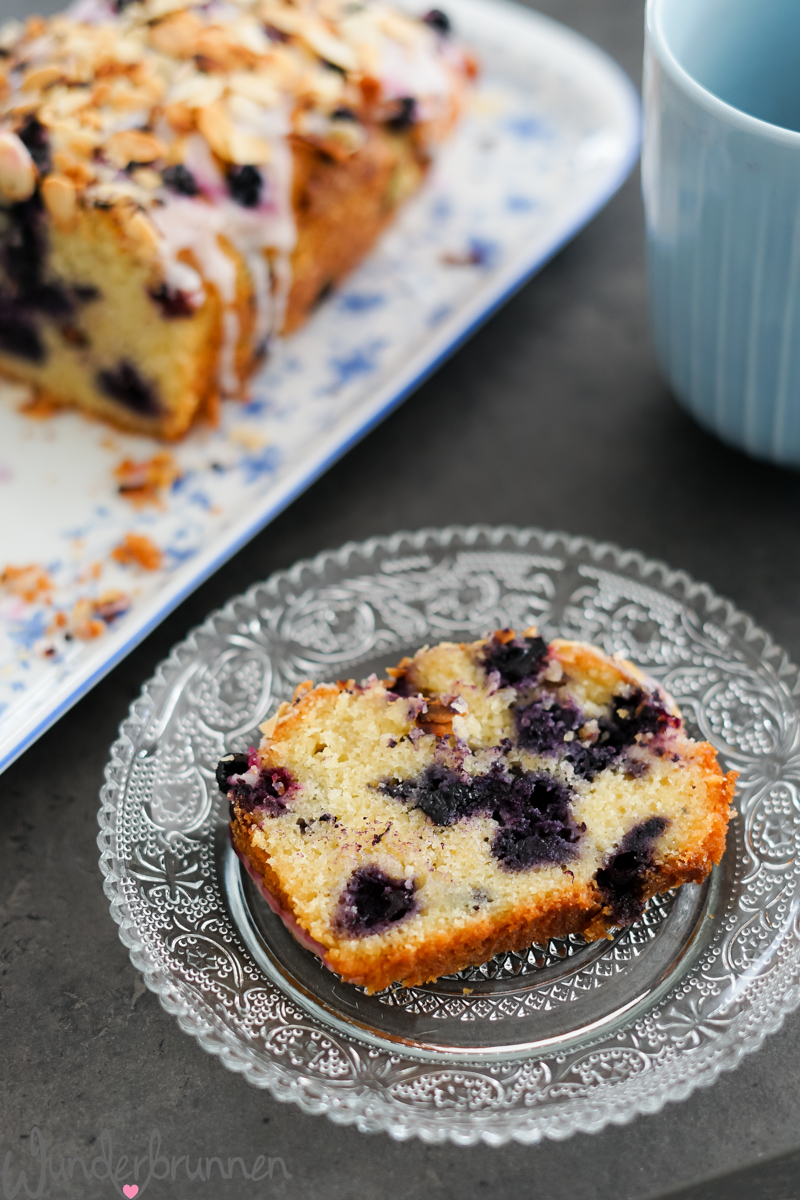 Blaubeerkuchen - Wunderbrunnen - Foodblog - Fotografie