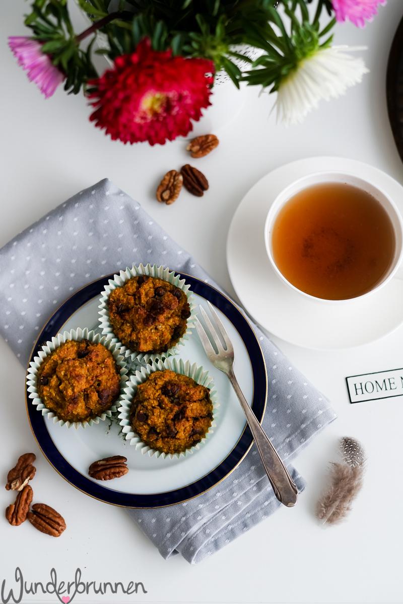 Pumpkin Spice Muffins - - Wunderbrunnen - Foodblog - Fotografie